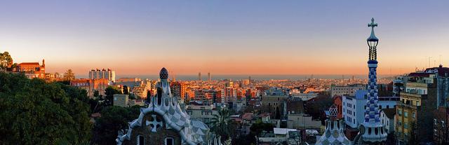 Barcelona z Katowic od 954Kč!!