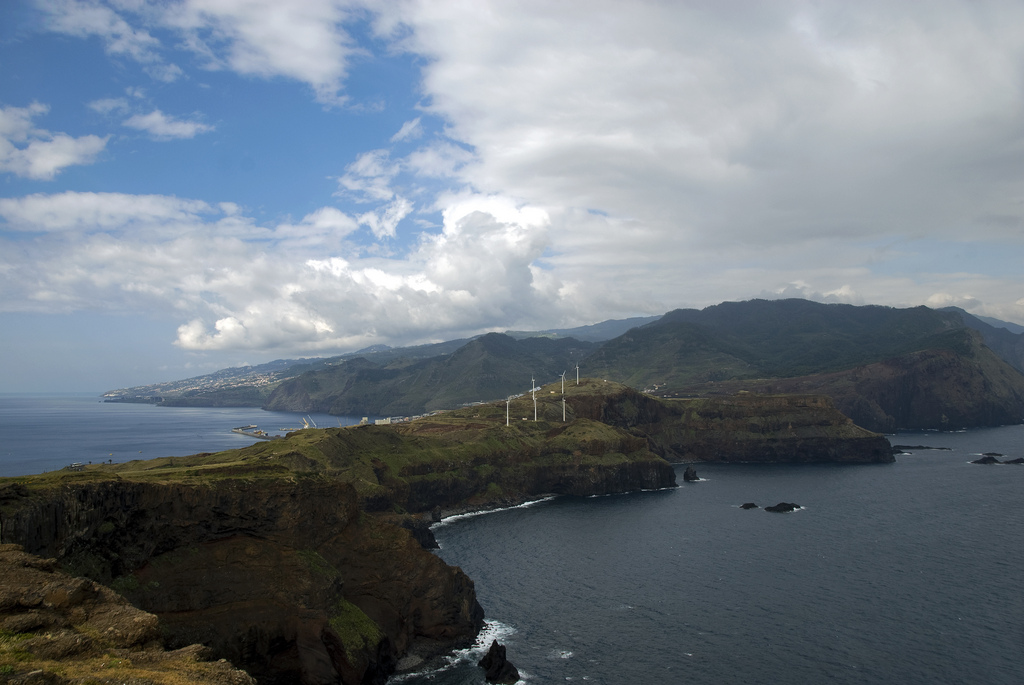 Madeira – Tuifly – 3 097 Kč