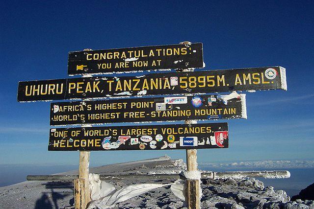 Tanzánie – Kilimandžáro – 13590