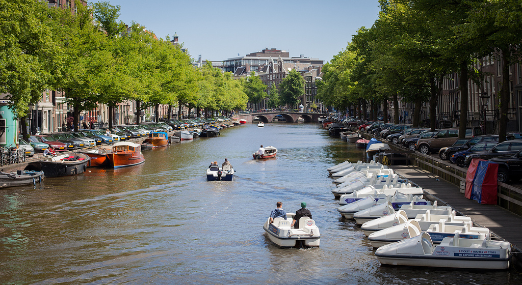 Amsterdam – Easyjet – 1463 Kč