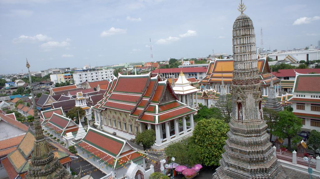Bangkok – Etihad Airways – 10 439 Kč