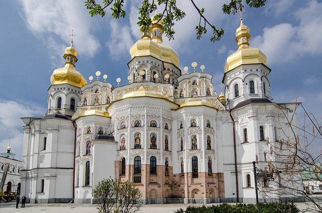 Kyjev v průběhu celého léta za 570 Kč