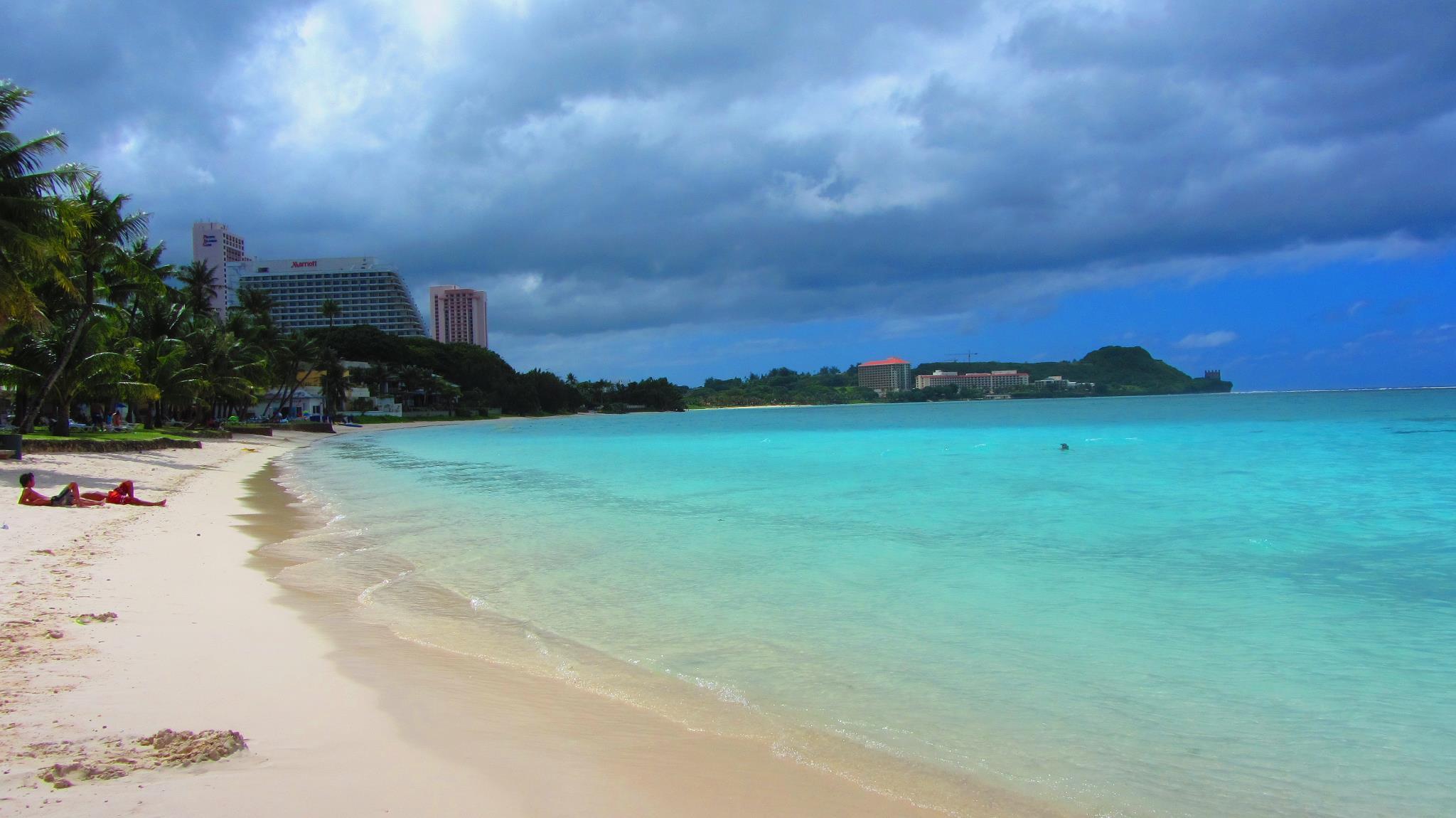 Mikronésie - Guam