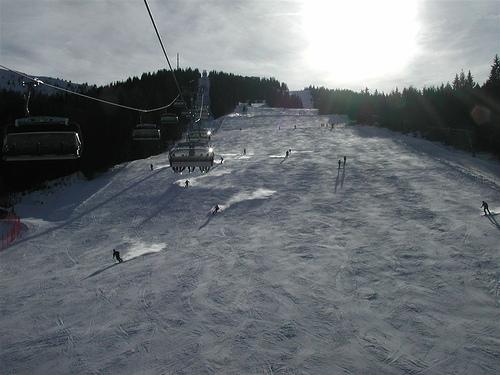 Milán – Wizzair – 558 Kč včetně lyžařského vybavení