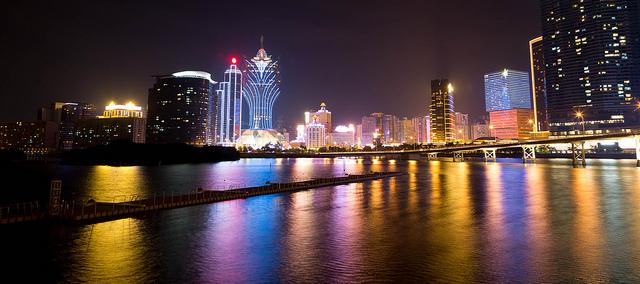 Čína – Macau z Mnichova za 11 847 Kč!