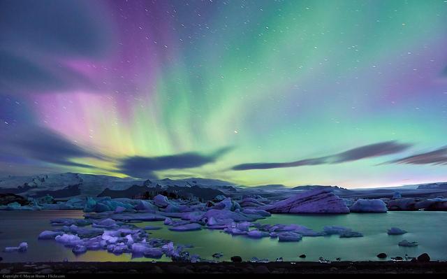 Výlet za polární září na Island – 1194 Kč, z Gdaňsku