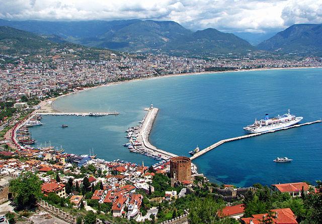 Last minute zájezd: Turecko s polopenzí – 4848 Kč