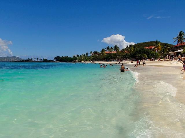 Svatý Tomáš – Panenské ostrovy – od 11 909 Kč