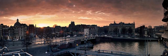 Amsterdam – Easyjet – 1456 Kč