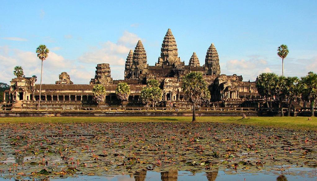 Kambodža – Phnom Penh – 13 658 Kč