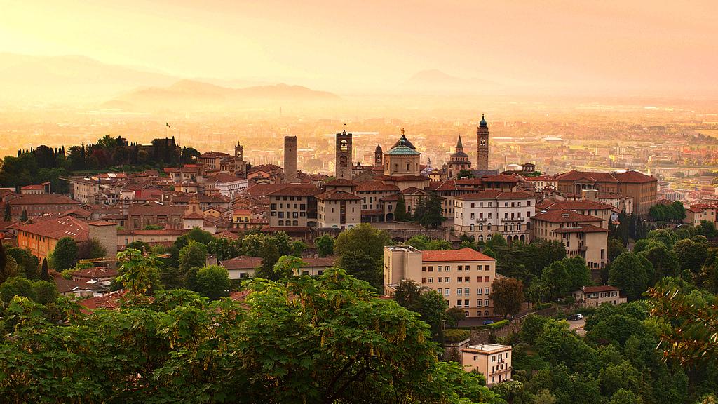 Prodloužený víkend v Milánu či Bergamu – Wizzair – 558 Kč