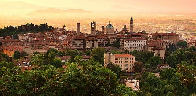 Italské Miláno či Bergamo – 658 Kč