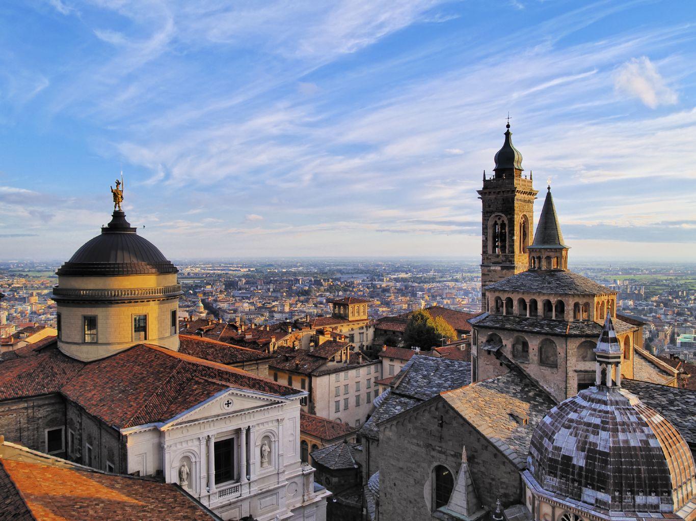 Miláno či Bergamo na prodloužený víkend – 658 Kč