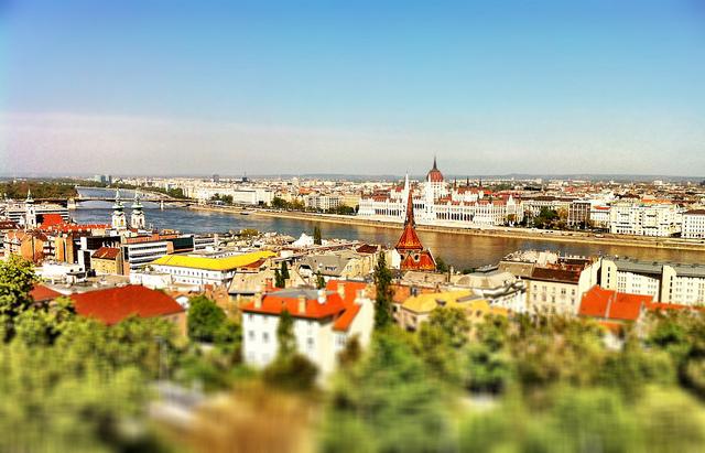 Budapešť o Velikonocích v **** hotelu za 991 Kč/os/noc