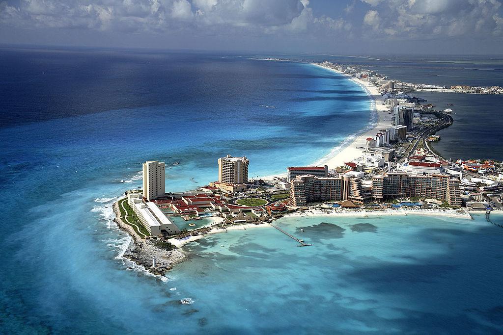 Mexico – Cancún – 11 737 Kč, z Mnichova
