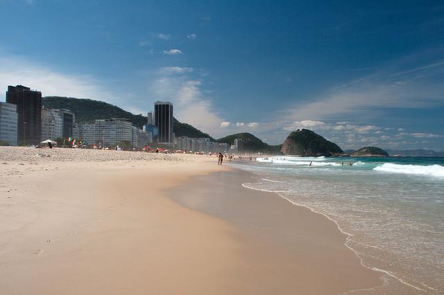Sao Paulo za 7865 Kč!