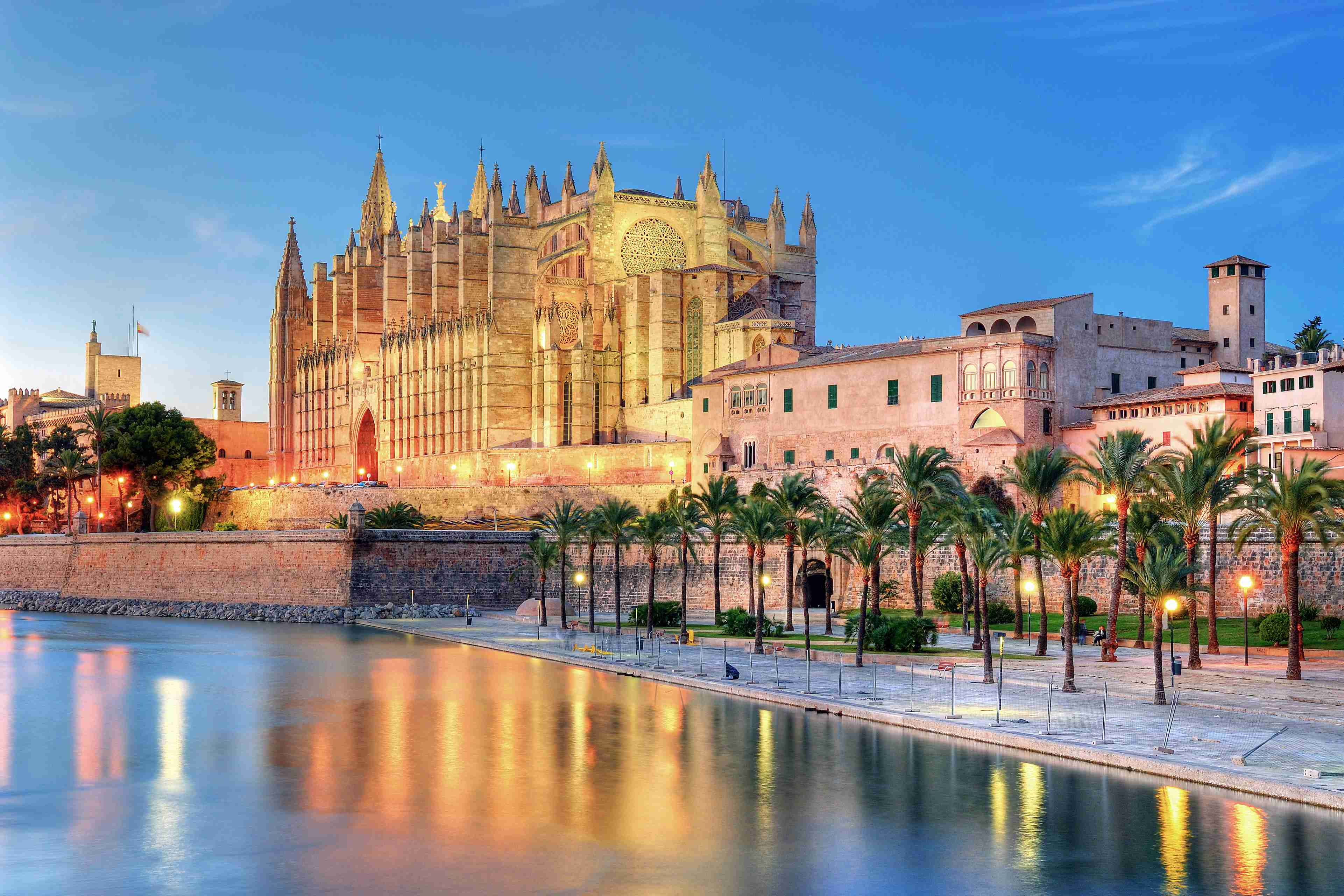 Palma Mallorca (+ Wroclaw, Varšava, Brusel, Berlín) od 1499Kč!