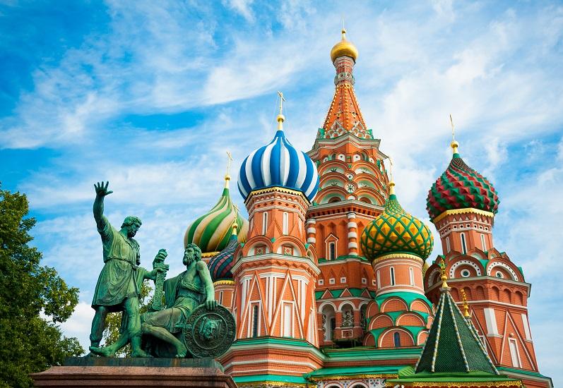 Přímé lety do Moskvy a Petrohradu z Prahy
