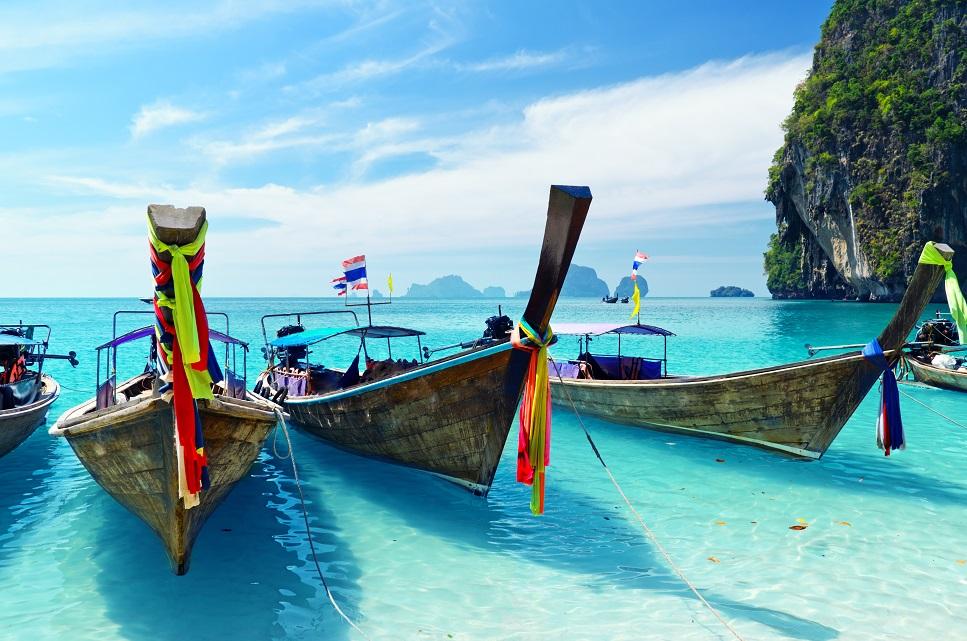Thajsko z Vídně s Qatar Airways