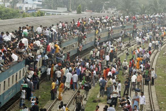 Dháka – Bangladéš – Biman air – 8 950 Kč