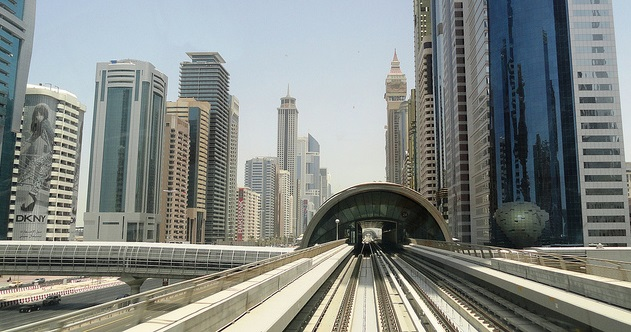 Dubaj – Wizzair – 3 782 Kč