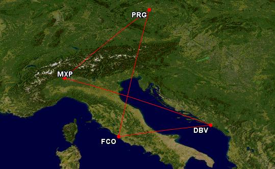 Letní Řím, Milán a dovolená u moře v historickém Dubrovníku za 2882 Kč