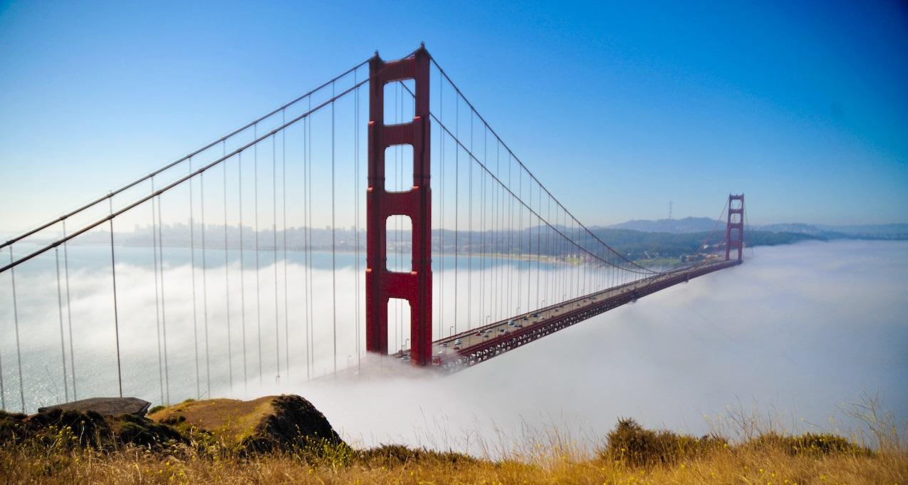 Vánoce a Nový Rok v USA: San Francisco – od 13 547 Kč
