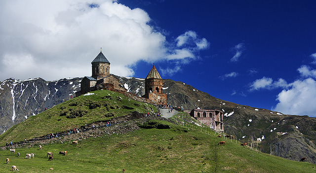 Gruzie – Kutaisi – 1155 Kč