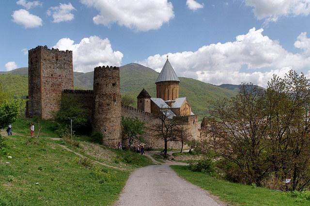 Gruzie – Kutaisi – 1064 Kč