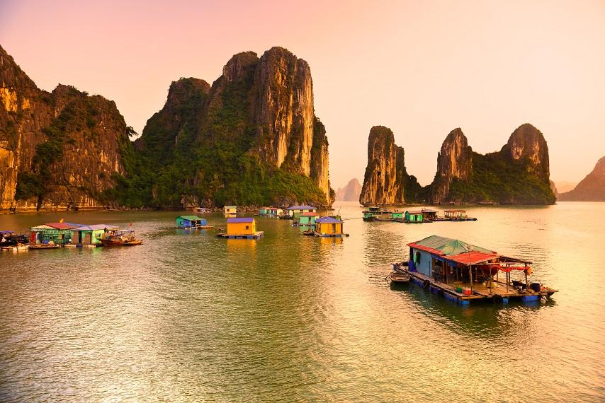 Ho Či Minovo Město a další místa JV Asie od 9898 Kč