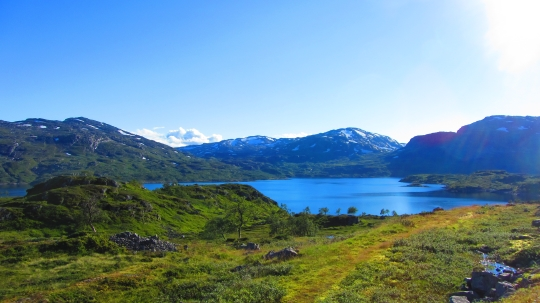 Norsko – Oslo – Wizzair – 452 Kč