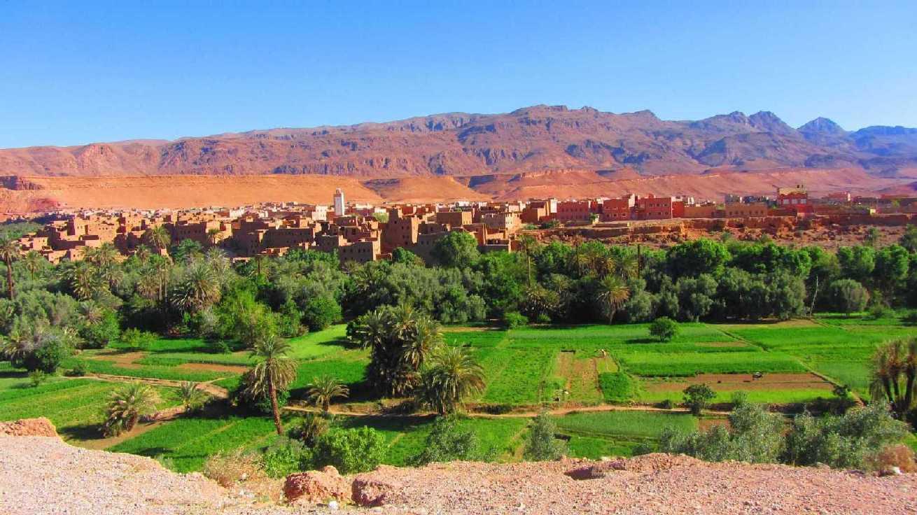 Maroko – Marakéš – Easyjet – 2051 Kč