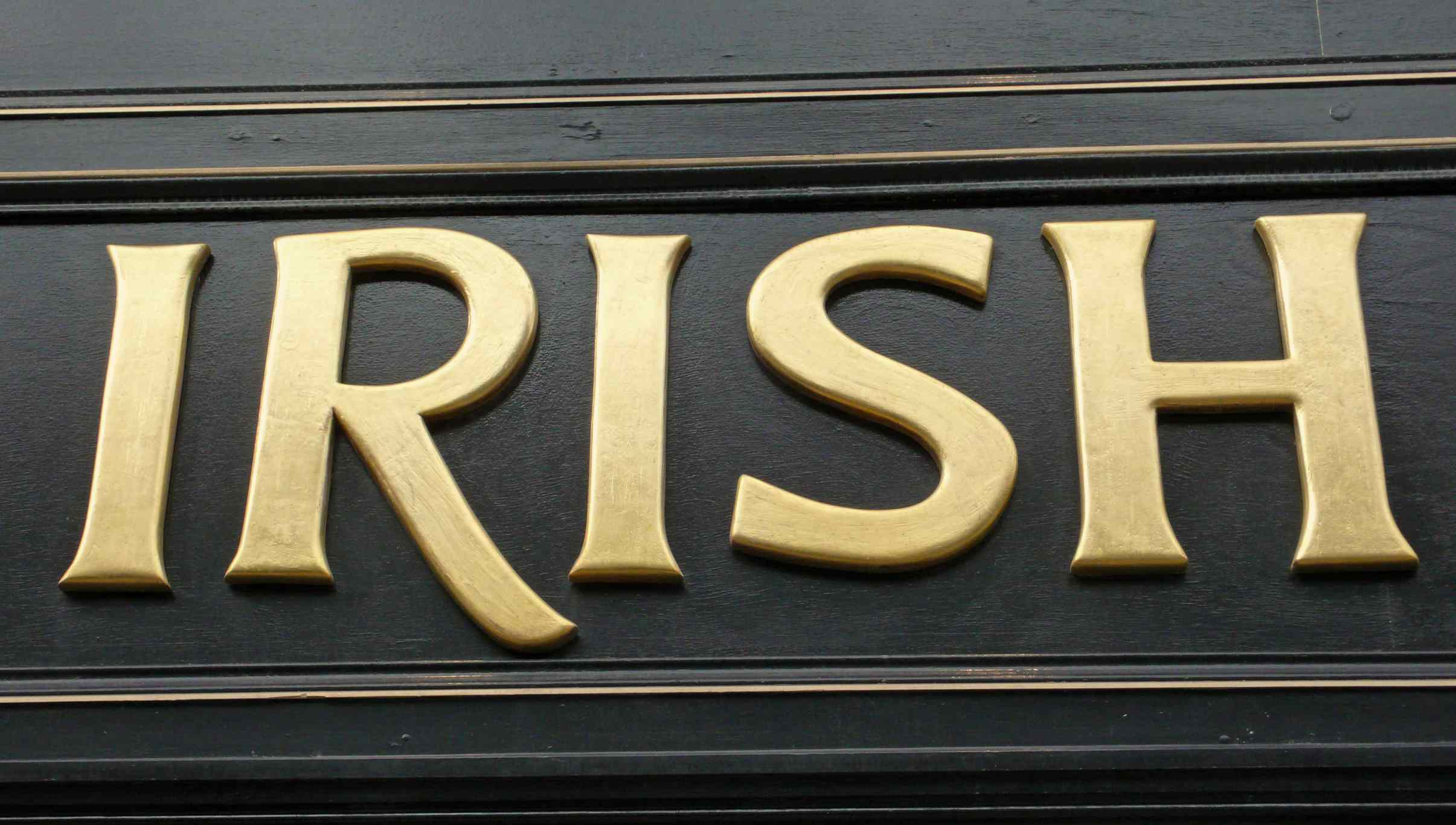 Irsko – Dublin – Ryanair – 1589 Kč