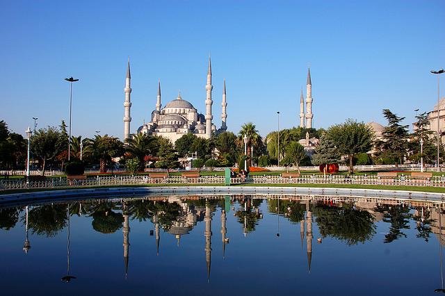 Praha – Istanbul s 5* Turkish airlines 2990Kč!