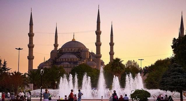 Návštěva starobylého Istanbulu dvakrát za sebou aneb nádherné město za každého počasí