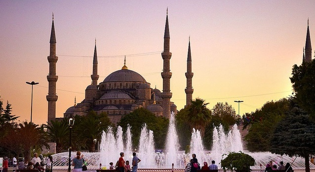 Istanbul z Prahy – 1824 Kč