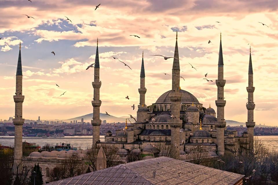 Istanbul z Prahy od 2 573 Kč