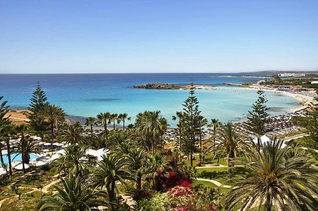 Kypr v létě – 2435 Kč