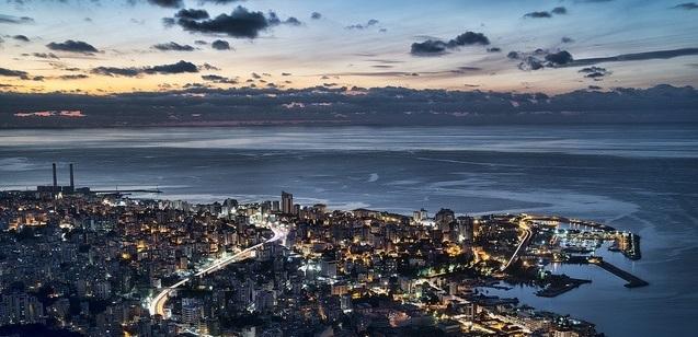 Libanon – Bejrút – 4 490 Kč