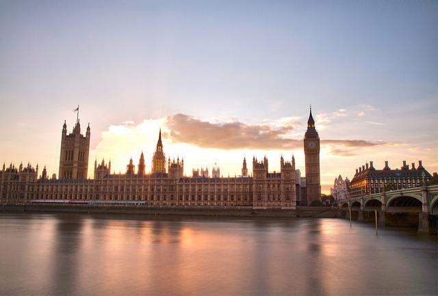 Londýn z Brna či Ostravy – 998 Kč
