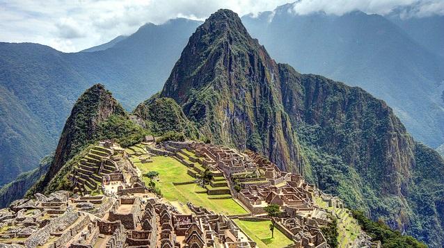 Peru – Lima – 11 124 Kč, odlet z Prahy, návrat do Madridu