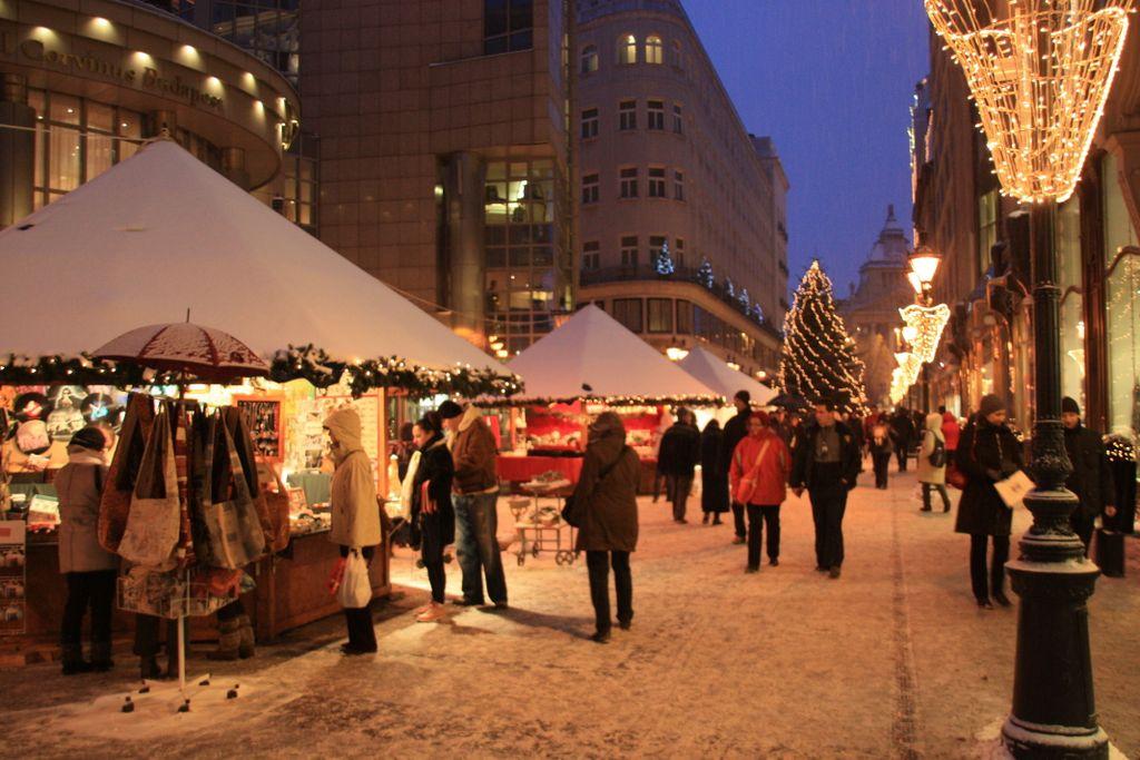 ***** ubytování v Budapešti na advent – 662 Kč
