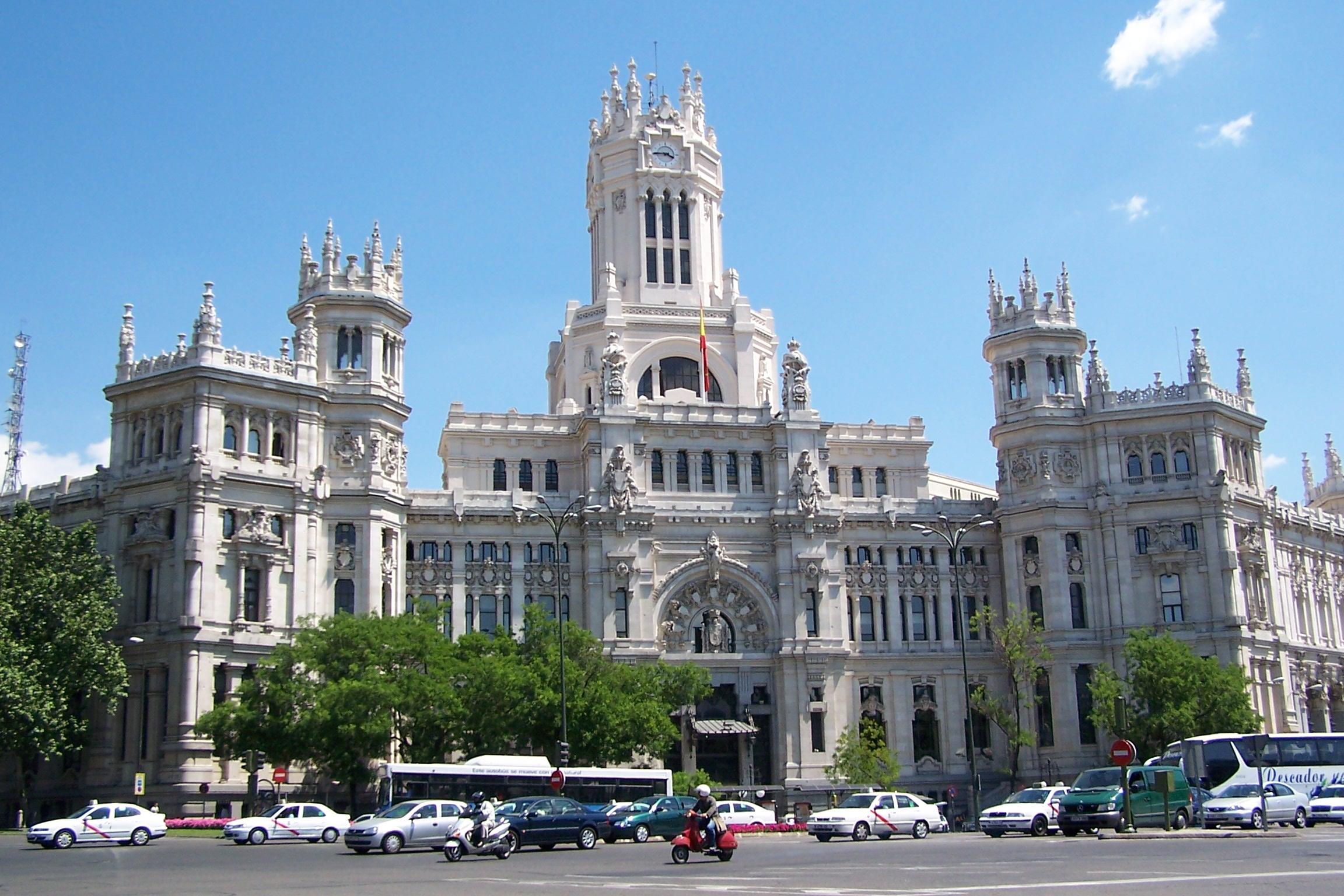 Madrid v létě – 1 614 Kč