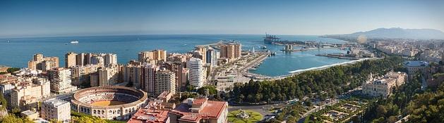 Malaga, na jaře nebo v létě, 2 680 Kč,+ tip na levné ubytování
