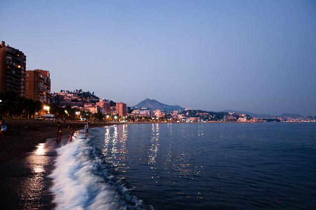 Španělsko – Malaga – Norwegian – 1 665 Kč – O letních prázdninách