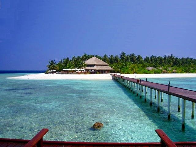 Maledivy – Male – 15 391 Kč