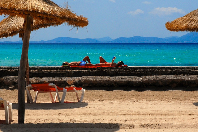 Mallorca v červenci – Ryanair – 2155 Kč