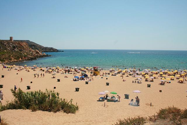 Malta – Iberia – 3 856 Kč, Odlet z Prahy, letní prázdniny