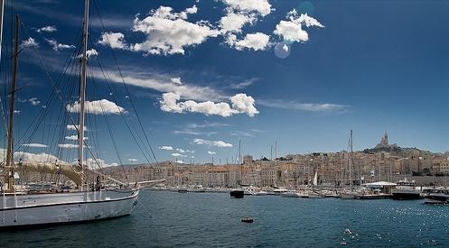 Letní prázdniny: Marseille – Air France – 3003 Kč