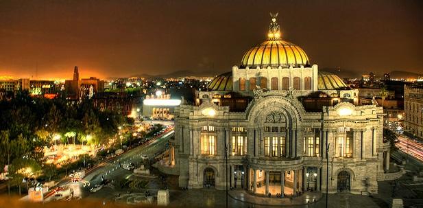 Mexiko v létě, odlet z Vídně, za 15 546 Kč